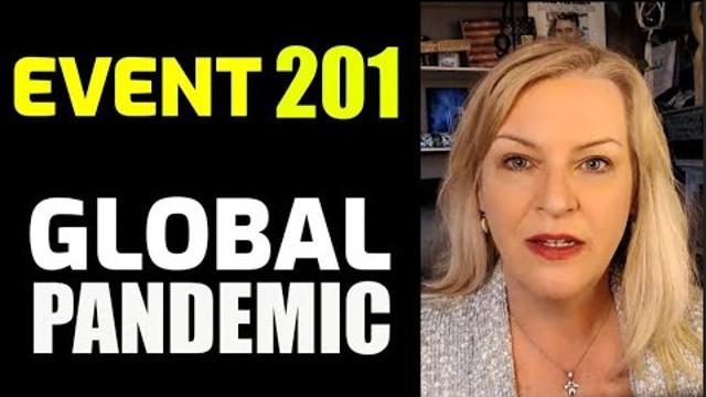 DIE GLOBALE PANDEMIE EVENT 201