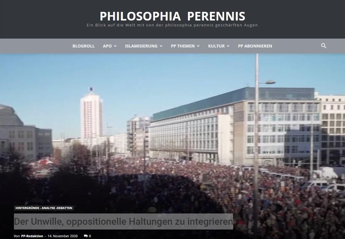 Philosopia Perennis